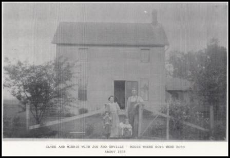 Martz Family 1905